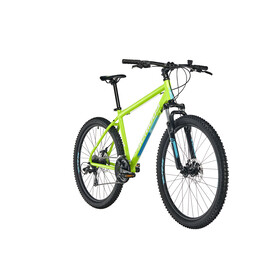 "Serious Rockville MTB Hardtail 27,5"" Disc verde"